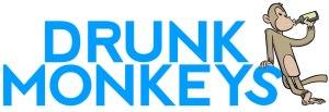 Drunk Monkey Logo